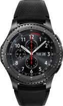 Samsung Gear S3 Frontier - Smartwatch - Space Grey