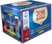 Panini FIFA WK Rusland 2018 Display - 500 Voetbalstickers
