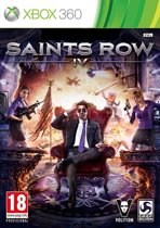 Saints Row IV (4) - Xbox 360 (Compatible met Xbox One)