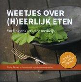 Boek cover Weetjes over (h)eerlijk eten van Rineke Dijkinga