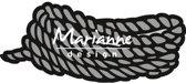 Marianne Design Craftable Mal Zeevaartkabel CR1405 8.0x14.0 cm