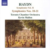 Haydn: Symphonies, Vol. 31 (No