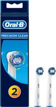 Oral-B Precision Clean - 2 Stuks - Opzetborstels