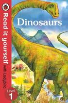 Dinosaurs - Read it yourself with Ladybird