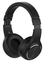JAP Sounds AP60 - Draadloze inklapbare on ear koptelefoon | Bluetooth - Radio - MP3 | Just Black