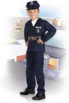 Kinderkostuum Police officer (7-9 jaar)