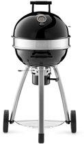 Jamie Oliver Sizzler One Houtskoolbarbecue - Verrijdbaar - Zwart