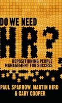 Do We Need HR?