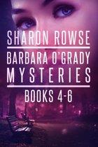 Barbara O'Grady Mysteries Box Set, Books 4-6
