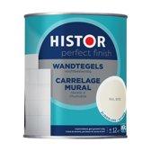 Histor Perfect Finish wandtegels RAL 9010 Zijdeglans - 0,75 Liter