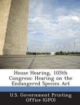 House Hearing, 105th Congress