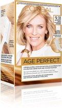 L'Oréal Paris Excellence Age Perfect 9.31 -  Zeer Licht Goud Asblond - Haarverf