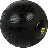 Tunturi Slam Ball - Slam Ball Crossfit - 5kg - Zwart