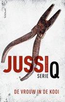 Boek cover Serie Q 1 - De vrouw in de kooi van Jussi Adler-Olsen (Paperback)