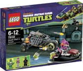 LEGO Ninja Turtles Stealth Shell Achtervolging - 79102