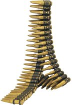 Dressing Up & Costumes | Costumes - War Army Militair - Bullet Belt