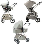 X-Adventure Roady - Kinderwagen - Grey