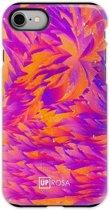 Uprosa - backcover hoes - iPhone 7 / 8 - Aspirin Flowers