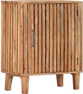 Dressoir 60x35x73 cm massief acaciahout