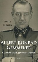 Commandant van Westerbork Albert Konrad Gemmeker