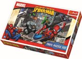 Puzzles - 100 - Atack / Disney Marvel Spiderman Legpuzzel
