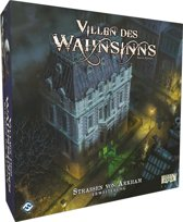Mansions of Madness 2nd Streets of Arkham Exp
