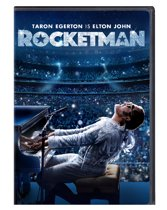 DVD cover van Rocketman