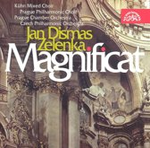Zelenka: Magnificat, Pslam 129, etc / Kuhn, Prague CO, et al