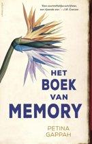 Boekomslag van 'Het boek van Memory'