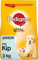 Pedigree Droog Junior - Kip - Hondenvoer - 3 kg