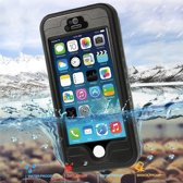 GadgetBay Waterdicht Hoesje iPhone 5 5s SE Waterproof hardcase - IP68 - Zwart