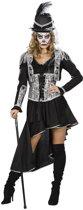 Pirate of Voodoo jurk voor dame maat 44