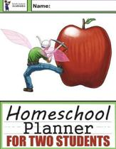Homeschool Planner for Two Students