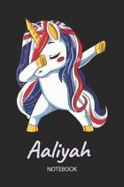 Aaliyah - Notebook