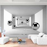 Foto Vliesbehang Muurposter 3D Ruimte B 308x220 cm