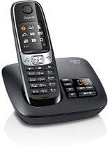 Gigaset C620A - Single DECT telefoon met antwoordapparaat - Zwart