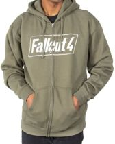Fallout 4 Logo Hoodie L