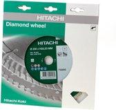 Hitachi diamant zaagblad 230mm