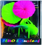 Superfish Fluo Lotus Leaf 11x10x7.5 cm Paars