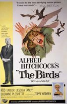 The Birds-Alfred Hitchcock-poster-68x98cm-