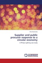 Supplier and Public Procurer Response to a Circular Economy