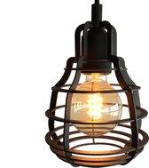 Basiclamp hanglamp Alveare - pendel - mat zwart