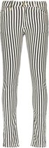Street Called Madison Meisjes lange broeken Street Called Madison Luna striped twill pants MISS LUNA offwhite 116