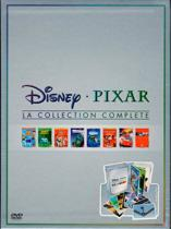 PIXAR ULTIMATE COLLECTION BOX DVD FR