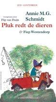 Pluk redt de dieren (2CD-luisterboek)