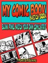 My Comic Book Sketch Book