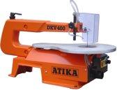 Atika DKV 400-2 Figuurzaagmachine - 120W - 133mm