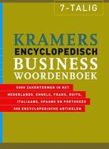Kramers Encyclopedisch Businesswoordenboek In Zeven Talen