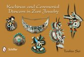 Kachinas and Ceremonial Dancers in Zuni Jewelry