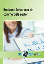 Basiscalculaties voor de commerciele sector